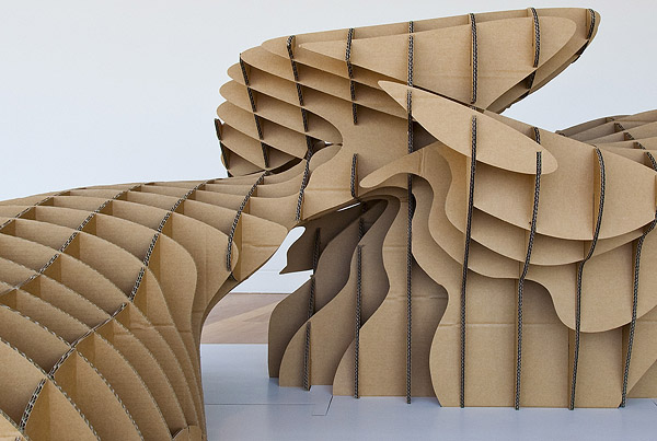 Design Media in Australia installation