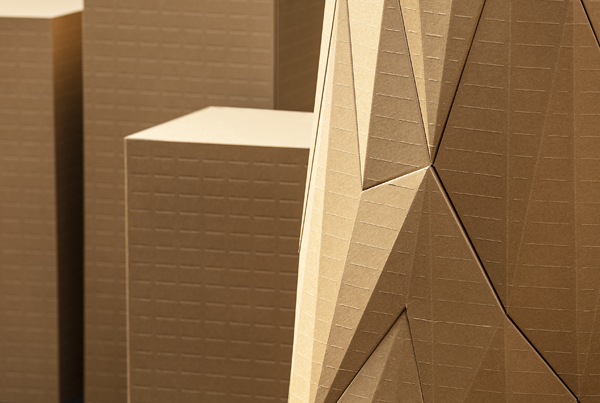 Cardboard Metropolis
